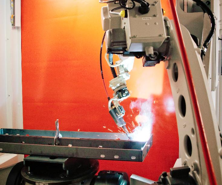 Robotic welder